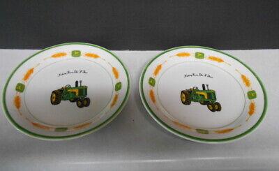2 John Deere Collectible 7