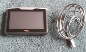 Rac Sat Nav + USB Charge Cable