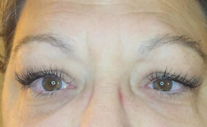 Eyelash Extensions, I am Certified! Regina Regina Area image 2
