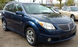 2007 Pontiac Vibe  - ONLY 1.8liter - Manual - Clean History