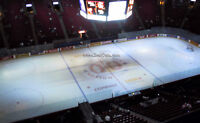 2/4 BILLETS TICKETS CANADIENS MONTREAL CENTRE ICE SECTION 321