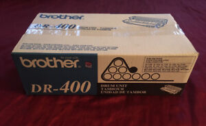 Brand New Genuine Brother Drum Unit DR-400