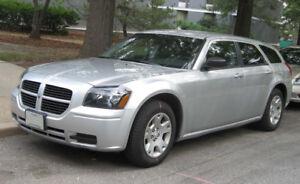 PARTS BRAND NEW Dodge Magnum 2005 2006 2007 2008 2009