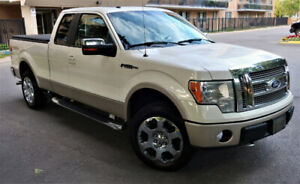 2009 Ford F150 LARIAT -- Have Carfax + all maintenance records