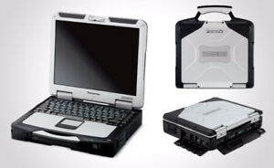 Panasonic Toughbook CF-31 Backlit KB Corei5 8GB RAM Win7or10 GPS