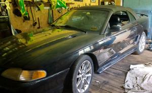 94 mustang gt convertible 5.0 H.0 5spd!!!