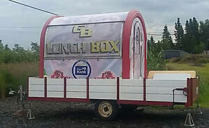 Very Unique Food Trailer for Sale