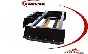 Conterra Skid Steer Grader, Starting at $2,499.00