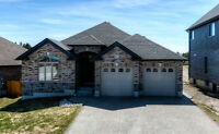 Awesome Custom Built Bungalow in New Hamburg