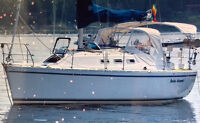 One Owner CS Yachts CS 30 Ready to sail away! NEW PRICE