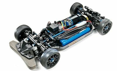 Tamiya TT-02R Shaft Driven 4WD Chassis Kit RC 1:10