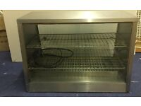 Commercial food warmer