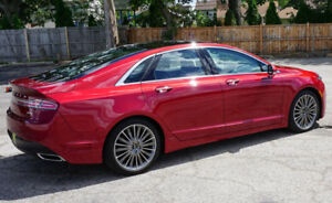 2014 Lincoln MKZ Prefered Edition + technology package