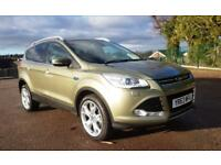 2013 63 Ford Kuga 2.0TDCi 4X4 Titanium X with Leather Interior