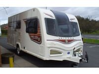 SUPER 2013 BAILEY UNICORN SEVILLE CHEAPEST IN UK PRIVATE SALE SWIFT LUNAR COACHMAN SPRITE
