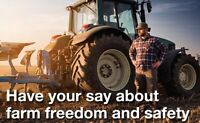 Farm Freedom and Safety Roundtable Discussions