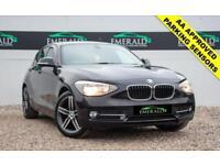 2014 64 BMW 1 SERIES 1.6 116I SPORT 5D 135 BHP
