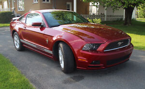 2014 Ford Mustang Coupé (2 portes)