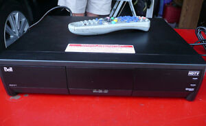 Bell Personal Video Recorder (PVR)
