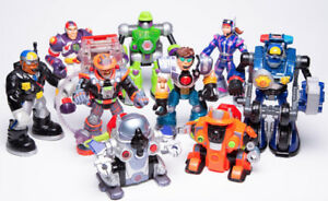 Mattel rescue Hero