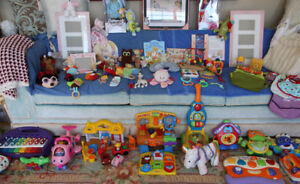 PLEIN Jouets Toys Barbie Little Tikes & People Fisher Price PLUS