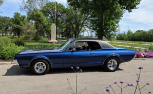 1967 Mercury Cougar - Time for new family to enjoy