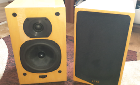 Quad 12L HI FI speakers for sale  Derby, Derbyshire