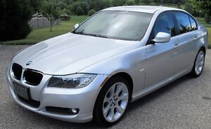 2009 BMW 323i Sedan, 6 Spd Manual