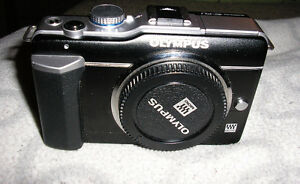 OLYMPUS EPL-1 , Micro Four Thirds Camera , BODY ONLY