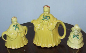 Little Old Lady Tea set