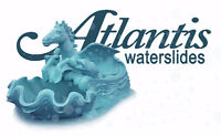Summer positions available at Atlantis Waterslides!