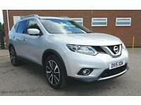 Nissan X-Trail 1.6dCi 130ps 4X4 7 Seat Tekna Manual