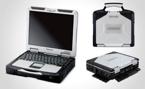 Panasonic Toughbook CF-31 Backlit KB Corei5 8GB RAM Win7or10 GPS