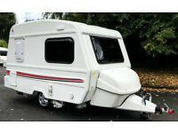 Freedom Jetstream Twin Sport Lightweight 2 Berth with Motor Mover