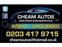 Cheam Auto Services !!! Auto shop & Garage Repair Services