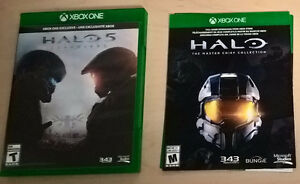 FULL HALO COLLECTION - Master Chief Collection & Halo 5 XBOX ONE