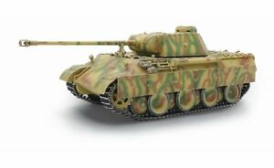 DRAGON 60684 - 1/72 WWII Dt. PANTHER D (LATE) 1./Pz.Rgt.24 - FRANCE 1944 - NEU