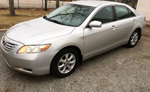 2008 TOTOTA CAMRY LE WELL MAINTAINED