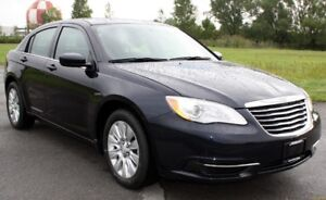 2012 Chrysler 200-LX