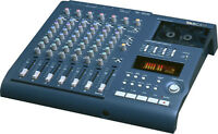 Analog TASCAM Portastudio 424 MKIII (4 tracks)