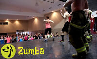 Zumba in the park