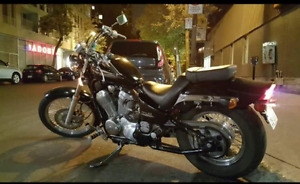 Honda VLX Shadow 600C in excellent mechanical condition