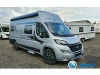 Knaus Boxstar 630 Freeway Motorhome Campervan 3 Berth & 4 Belted Seats 140hp Man