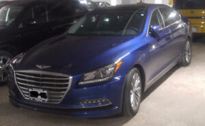 2015 Hyundai Genesis Luxury Sedan Lease TakeOver-$3000 incentive