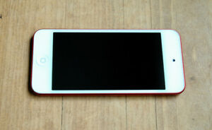 iPod touch 5th generation 16 GB Product Red edition