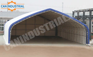 Can Industrial's Fabric Storage Structures (Spring Sale)
