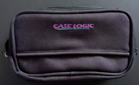Case Logic MiniDisc Carry Pouch - REDUCED
