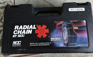 Cable Tire Chains
