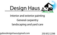 Quality Interior Painting and Much More!