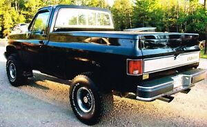 1980 Chevrolet Other Short Box Pick Up Pickup Truck